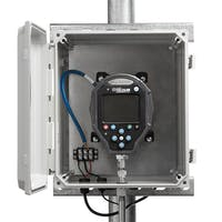 Pressure FieldLab 10000 Psi 700 Bar 70 MPa In Weatherproof Enclosure